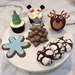 Children's Christmas Baking and Decorating Class
