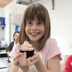 Cup Cake Baking and Decorating Class