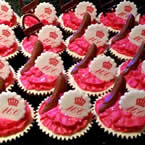 Bespoke Corporate Cup Cakes